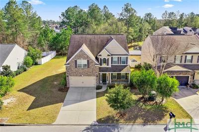 Pooler Single Family Home For Sale: 530 Wheatfield Court
