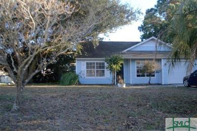 Savannah Single Family Home For Sale: 125 Mapmaker Lane