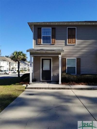 Savannah Condo/Townhouse For Sale: 11330 White Bluff Road #61