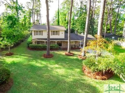 Savannah Single Family Home For Sale: 27 McIntosh Drive