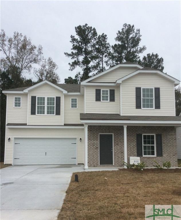 501 Sweet Cherry, Springfield, GA, 31329, Springfield Home For Sale
