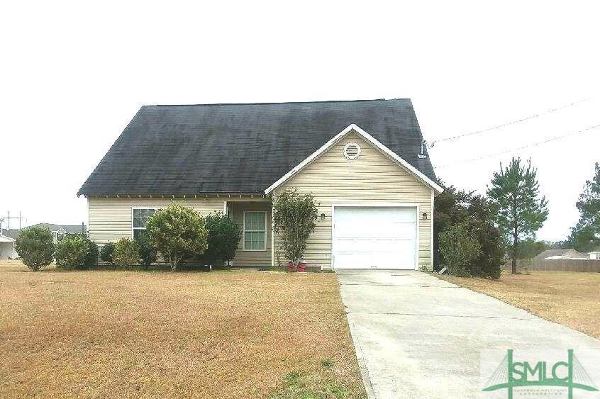 160 Bonnie, Ellabell, GA, 31308, Ellabell Home For Sale