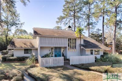 Savannah Single Family Home For Sale: 303 Lee Boulevard