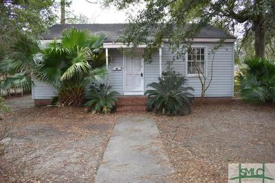 Savannah Single Family Home For Sale: 2207 New Mexico Street