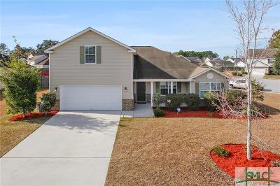 Savannah Single Family Home For Sale: 119 Austin Way