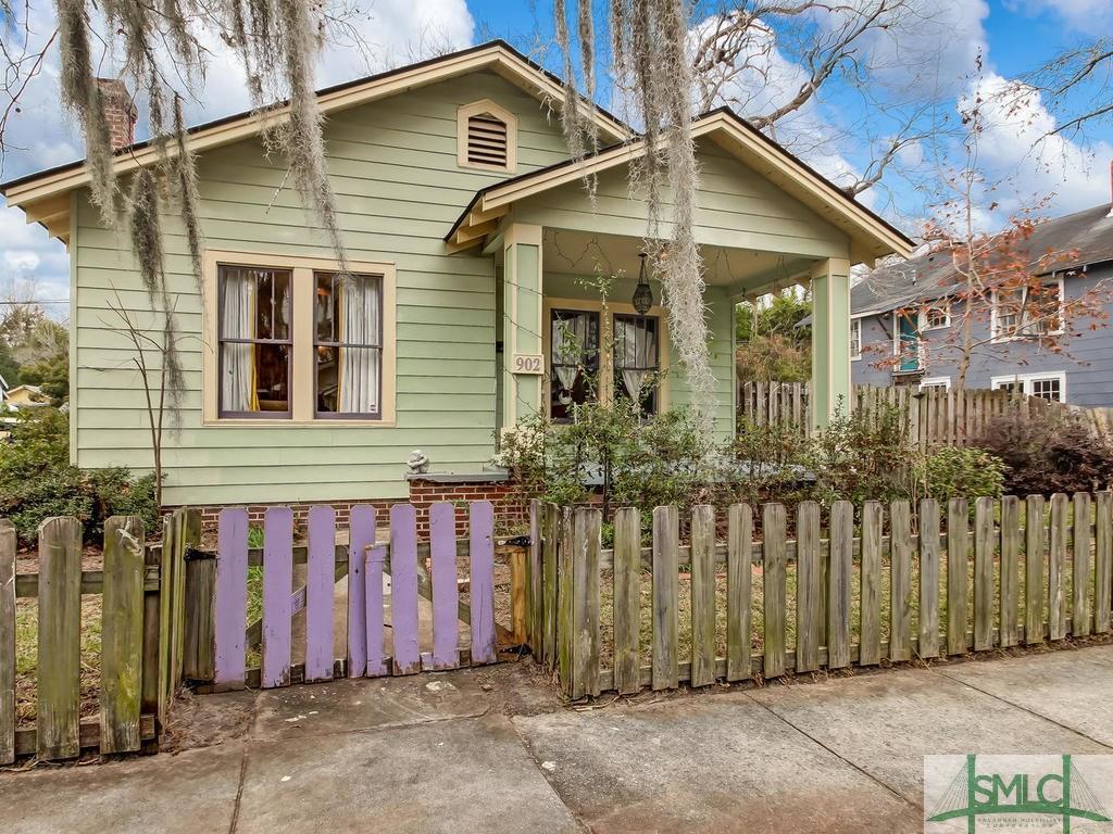 902 39th, Savannah, GA, 31401, Historic Savannah Home For Sale