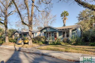 Single Family Home For Sale: 718 E 48th Street