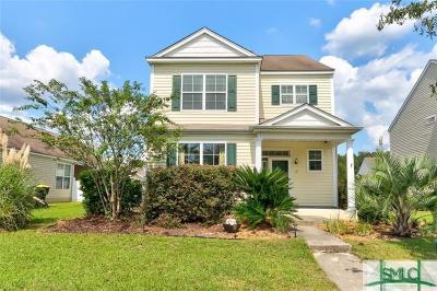 Savannah GA Single Family Home For Sale: $244,900