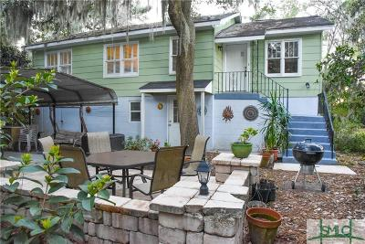 Savannah GA Single Family Home For Sale: $495,000
