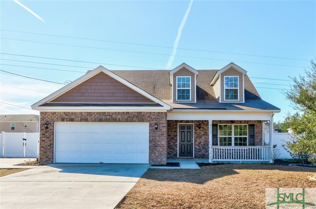 310 Bonnie, Ellabell, GA, 31308, Ellabell Home For Sale