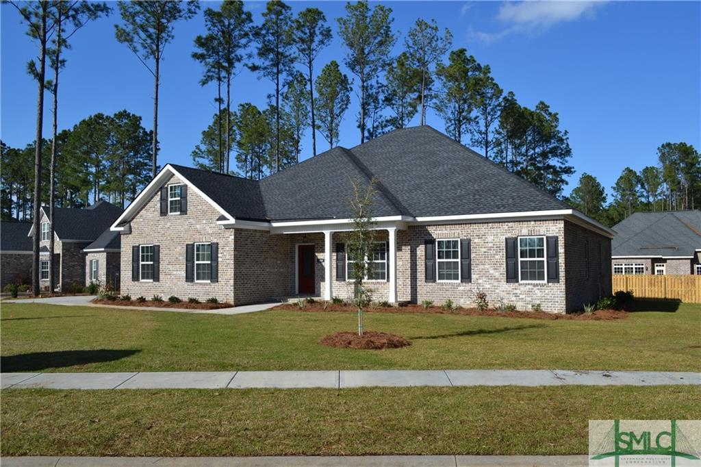 309 Babbling Brook, Rincon, GA, 31326, Rincon Home For Sale