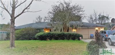 Pooler Single Family Home For Sale: 705 Pine Barren Road