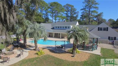 Savannah Single Family Home For Sale: 103 Herb River Drive
