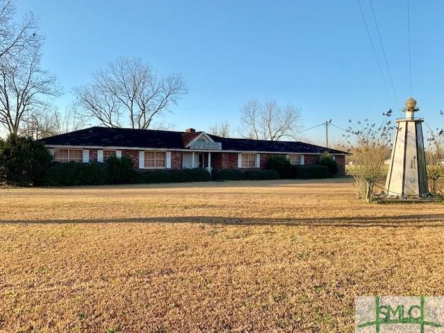 709 East 144, Glennville, GA, 30427, Glennville Home For Sale