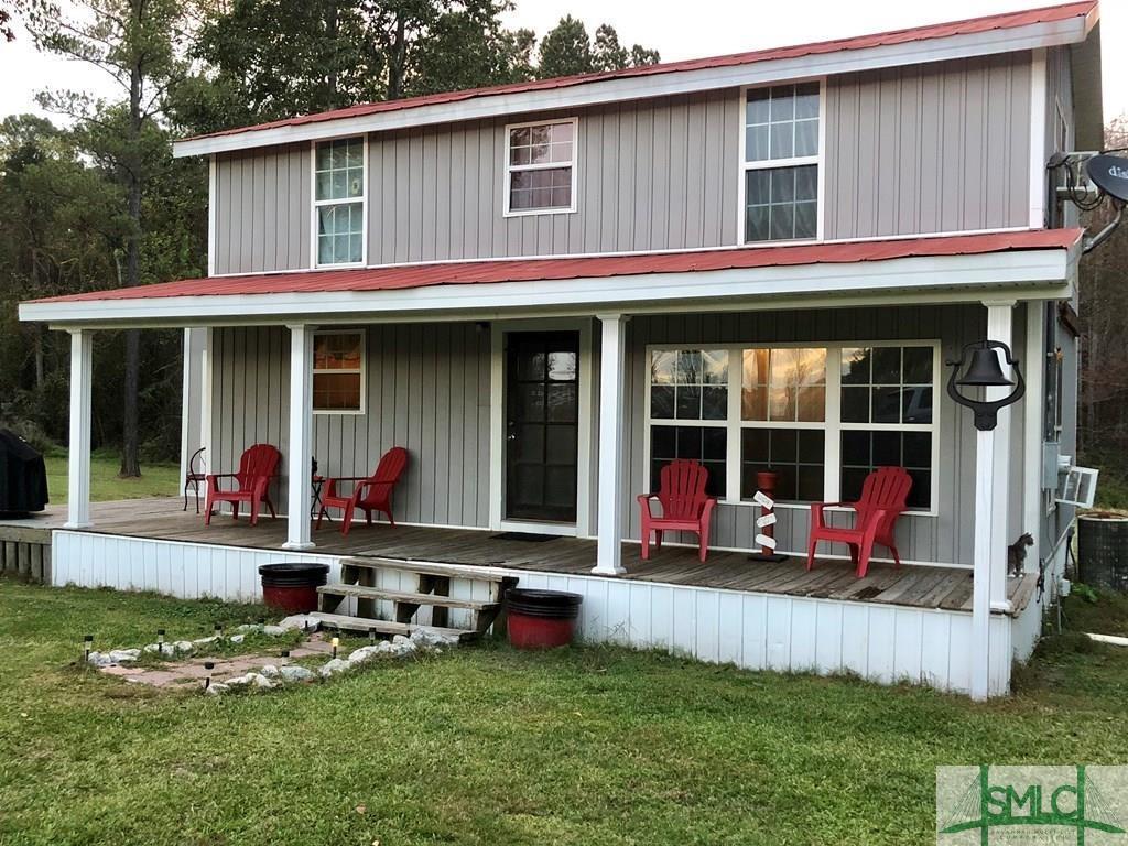4039 Odum Ritch, Screven, GA, 31560, Screven Home For Sale