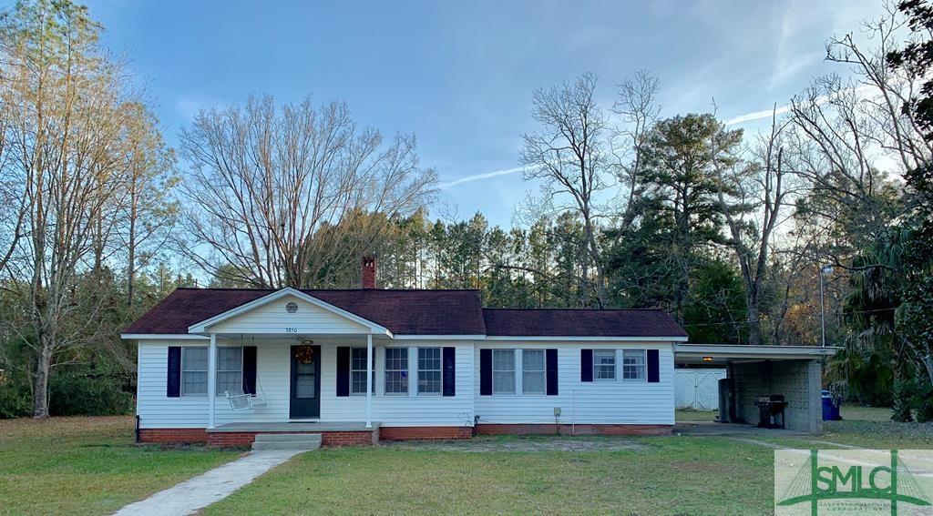 3850 Rayonier, Jesup, GA, 31545, Jesup Home For Sale