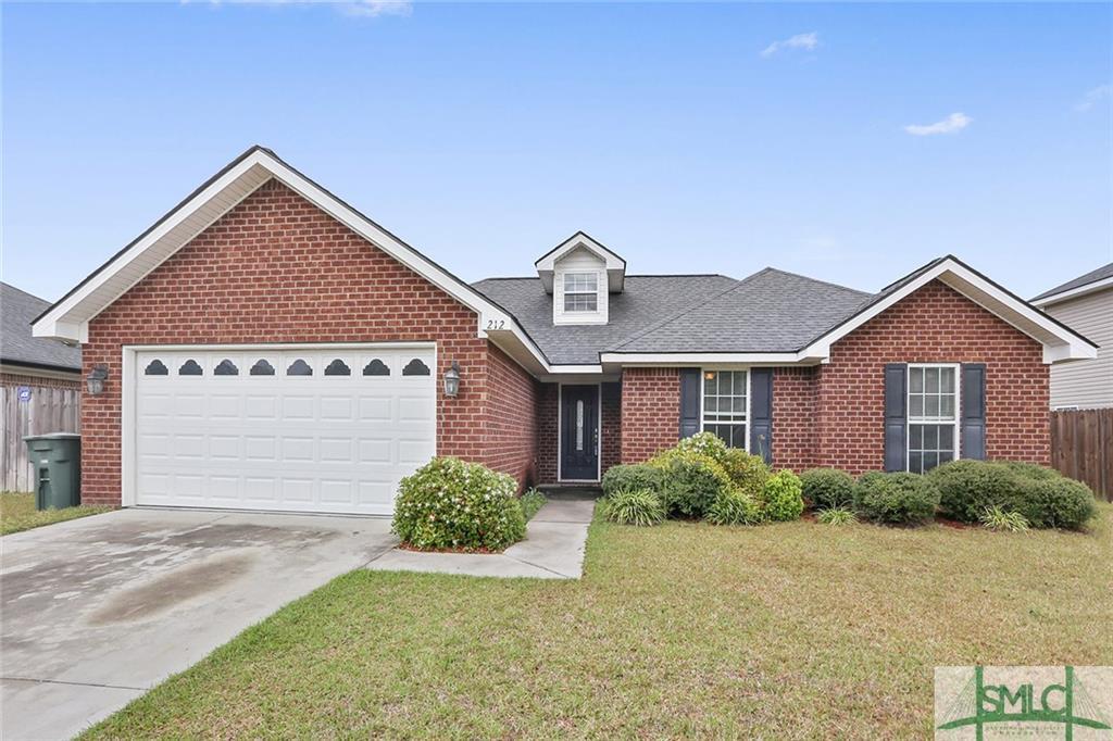 212 Augusta, Hinesville, GA, 31313, Hinesville Home For Sale
