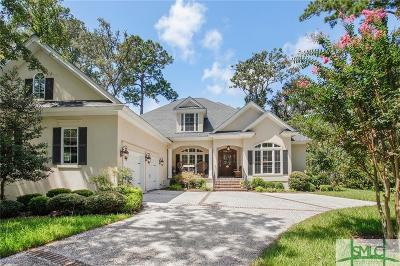 Savannah Single Family Home For Sale: 8 Benedictine Retreat