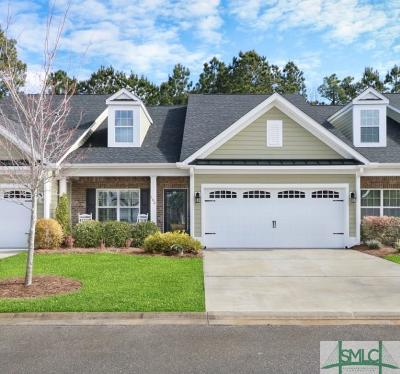 Pooler Condo/Townhouse For Sale: 102 Danbury Court