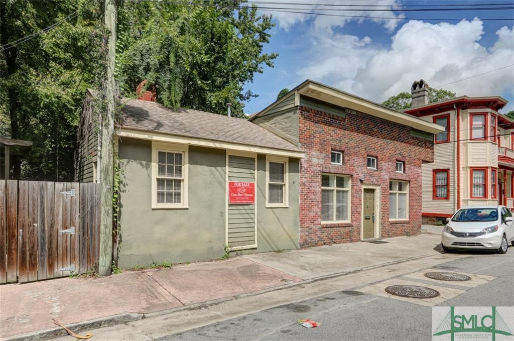 1011 Jefferson, Savannah, GA, 31401, Historic Savannah Home For Sale
