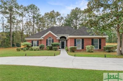 Richmond Hill Single Family Home For Sale: 79 Churchill Court