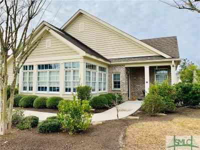 Pooler Condo/Townhouse For Sale: 286 Kingfisher Circle