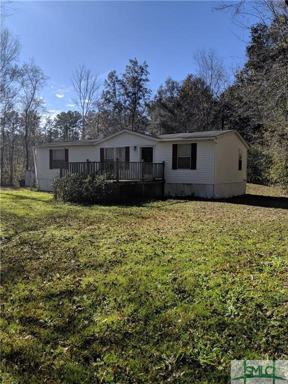 158 Fleming Loop, Fleming , GA, 31309, Fleming  Home For Sale