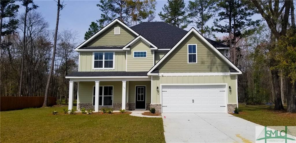 113 Cypress, Bloomingdale, GA, 31302, Bloomingdale Home For Sale