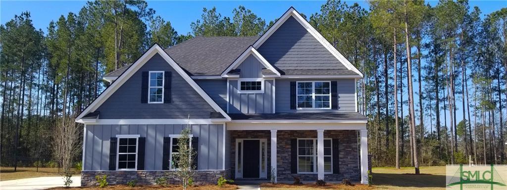 146 Sapphire, Guyton, GA, 31312, Guyton Home For Sale