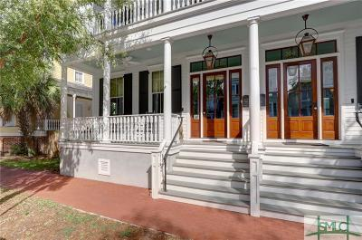 Savannah Condo/Townhouse For Sale: 206 W Waldburg Street