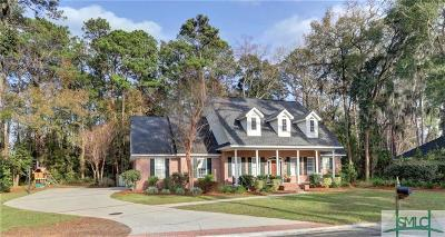 Single Family Home For Sale: 1 Lyman Hall Road