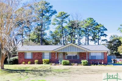 Savannah Single Family Home For Sale: 1333 Whitfield Park Drive