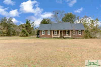 Single Family Home For Sale: 3507 Lanier Road NE