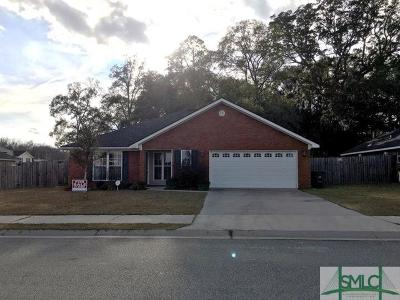 Single Family Home For Sale: 227 Augusta Way