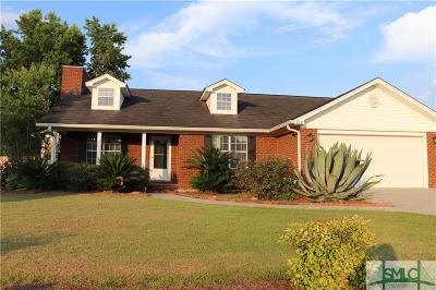Rincon Single Family Home Active Contingent: 208 Oxford Circle