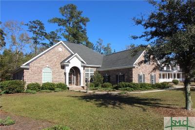 Savannah GA Single Family Home For Sale: $475,000