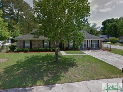 Single Family Home For Sale: 110 Bordeaux Lane