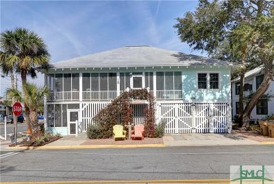 Tybee Island Multi Family Home For Sale: 16 12th Street