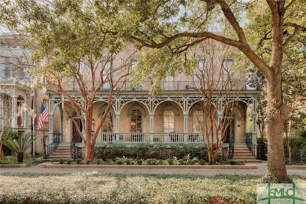 209-211 Gaston, Savannah, GA, 31401, Historic Savannah Home For Sale