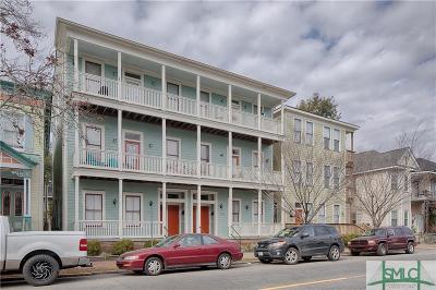 Savannah Single Family Home For Sale: 1717 Habersham Street
