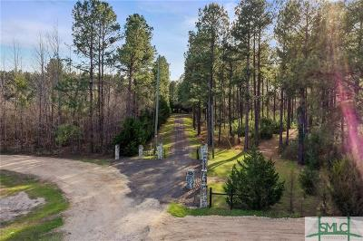 Single Family Home For Sale: 100 Rock Landing Road