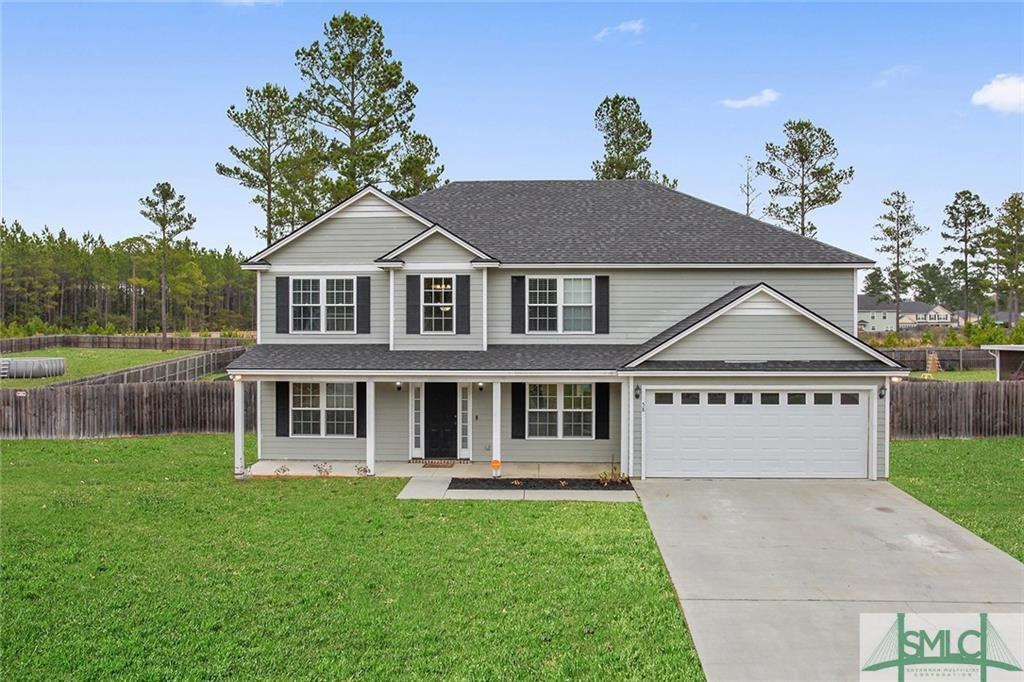 58 Clay, Ludowici, GA, 31316, Ludowici Home For Sale