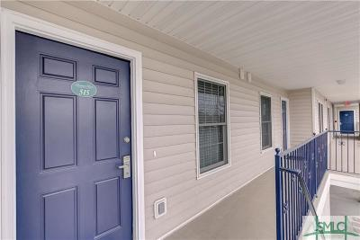 Tybee Island Condo/Townhouse For Sale: 3 3rd Street #515