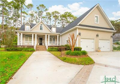 Single Family Home For Sale: 85 Franklin Creek Road S