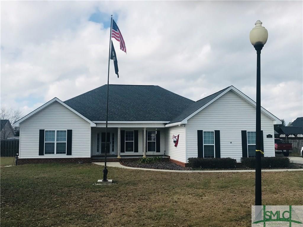 787 Spence, Brooklet, GA, 30415, Brooklet Home For Sale