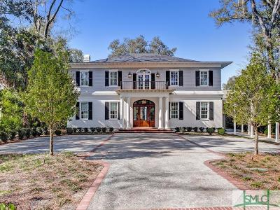 Savannah Single Family Home For Sale: 928 Wilmington Island Road