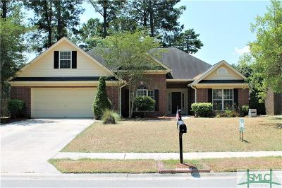 Pooler Single Family Home For Sale: 172 Village Lake Drive