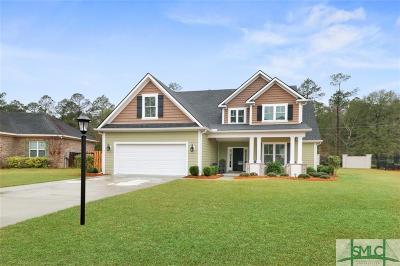Single Family Home For Sale: 185 S Effingham Plantation Drive