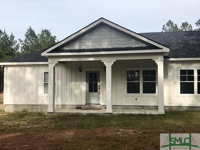 1152 Saint Matthews Church, Metter, GA, 30439, Metter Home For Sale