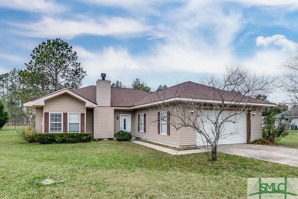 538 Park, Ellabell, GA, 31308, Ellabell Home For Sale